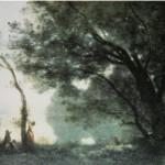 Souvenir de Mortefontaine. Jean Baptiste Camille Corot 1796-1875