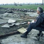 At work. Auschwitz-Birkenau.4 May 1997, Photo