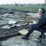 At work. Auschwitz-Birkenau.4 May 97, Photo