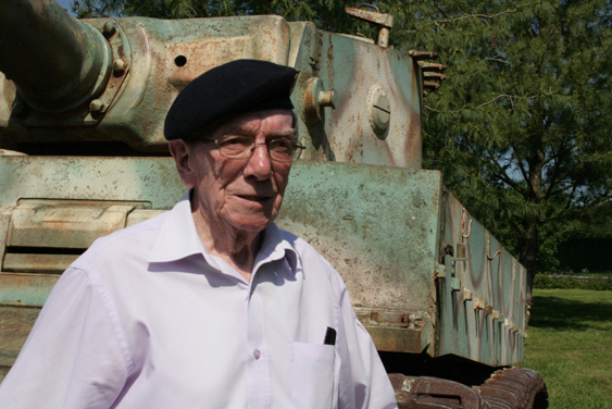 John Wotherspoon. Aged 87 278th  Field Company.   15th  Scottish Infantry Division, Royal Engineers Served August 1943 – September 1947 Landed on Juno Beach 20 June Saw action at: Operation Epsom Hill 112 Falais Crossing the Rhine Kiel Canal, Lubeck, Wismar