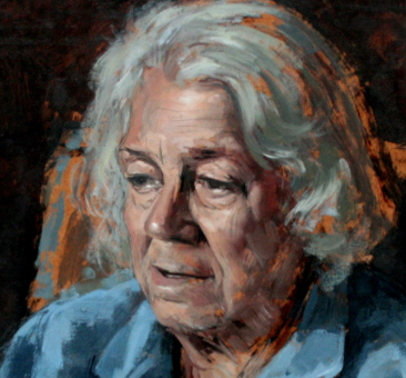 Mrs Victoria Chuter (nee Warren) (6 Jan 1897 - 12 June 1987)