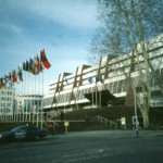 Exhibition, Council of Europe, Strasbourg. 2004