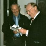 Strasbourg Exhibition opened by Neil Kinnock