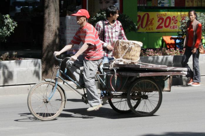 54 CHINA. 25 October 2012. People of Lijiang